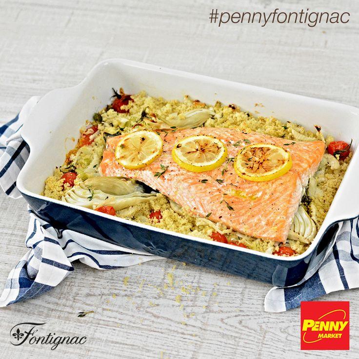 Připravte si pečeného lososa s fenyklovým kuskusem v 32 cm široké obdélníkové míse značky Fontignac, kterou nyní v PENNY můžete získat až s 92% slevou! Celý recept najdete na http://www.penny-fontignac.cz/recepty/detail/peceny-losos-s-fenyklovym-kuskusem. Dobrou chuť!     #penny #pennycz #pennymarket #pennymarketcz #pennyfontignac #fontignac #nadobi #nadobifontignac #kuchyne #vareni #peceni #recept #mnam #jidlo #losos #ryba #kuskus