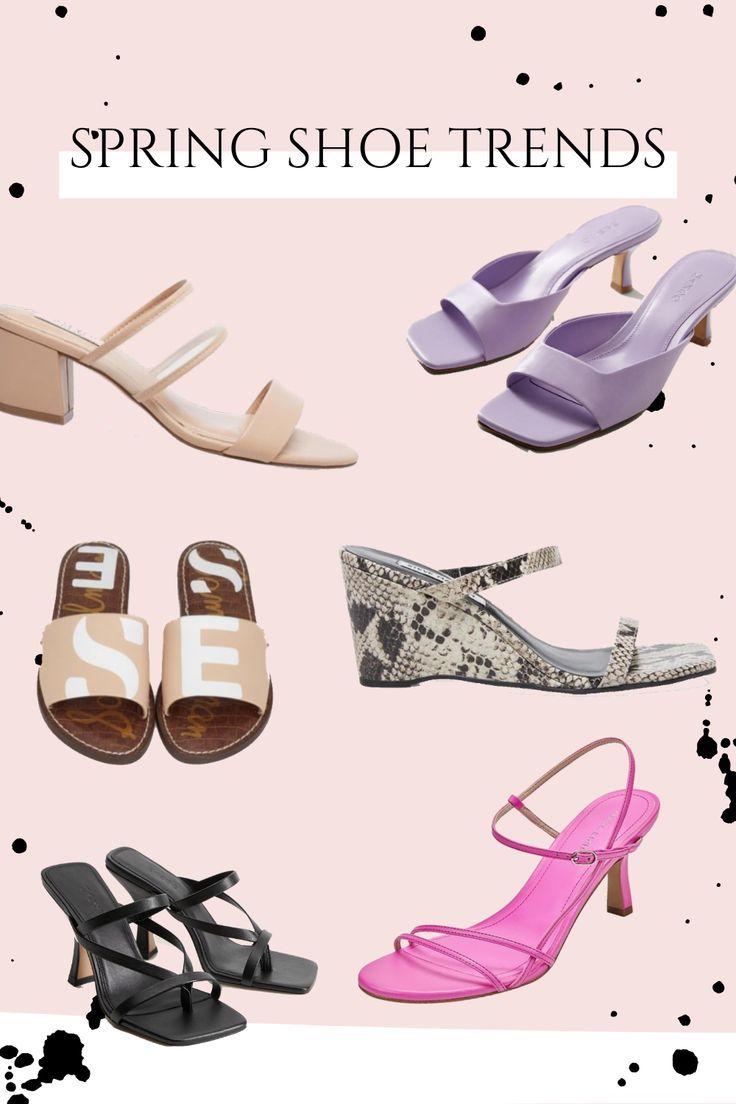 Spring 2020 Shoe Trends in 2020