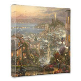 Here you will find some of the best home  wall art décor around.  You will find #travel  #wall# art, #landscape wall art, #fantasy home wall art décor, animal wall art  home #décor, love wall art and so much more.   All beautiful, trendy and charming accents for your home.      Thomas Kinkade San Francisco Lombard Street 14