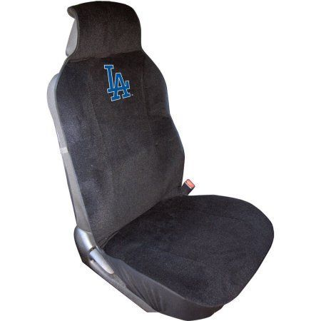 MLB Los Angeles Dodgers Seat Cover, Multicolor