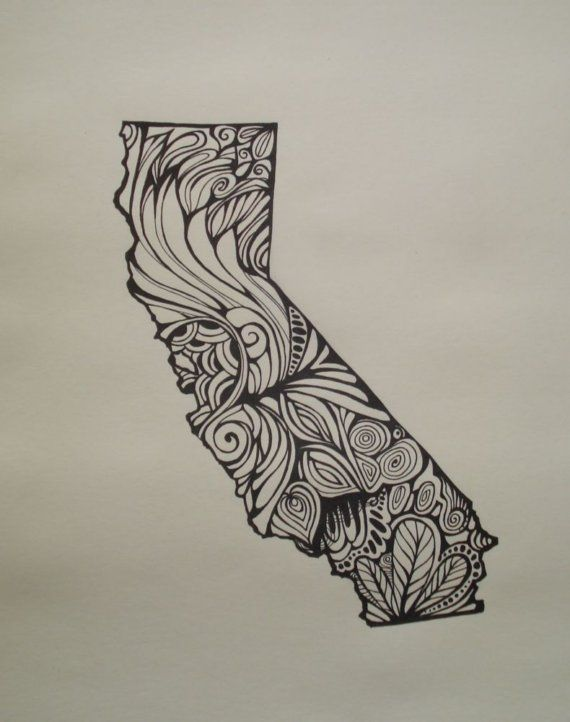 California Outline-bigger-Line - 42.1KB
