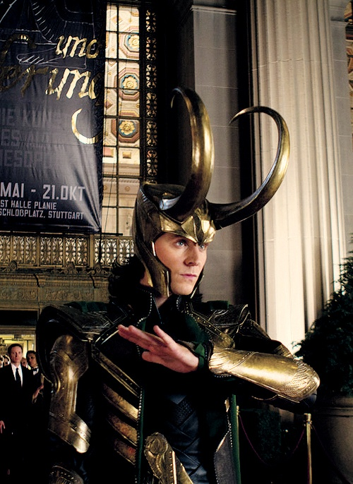 Tom Hiddleston   Loki in Joss Whedon's The Avengers (USA, 2012) Marvel