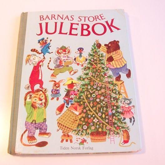 Flott bok med mange og fine illustrasjoner og historier. Denne er fin å ha i førjulstiden :) Måler 33x25cm og ...