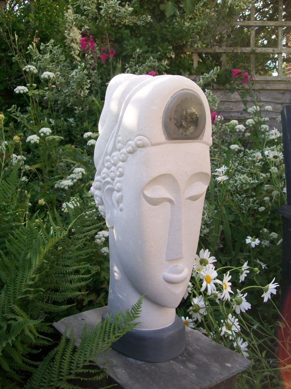 120 best images about stone carving on pinterest for Garden statues portland oregon
