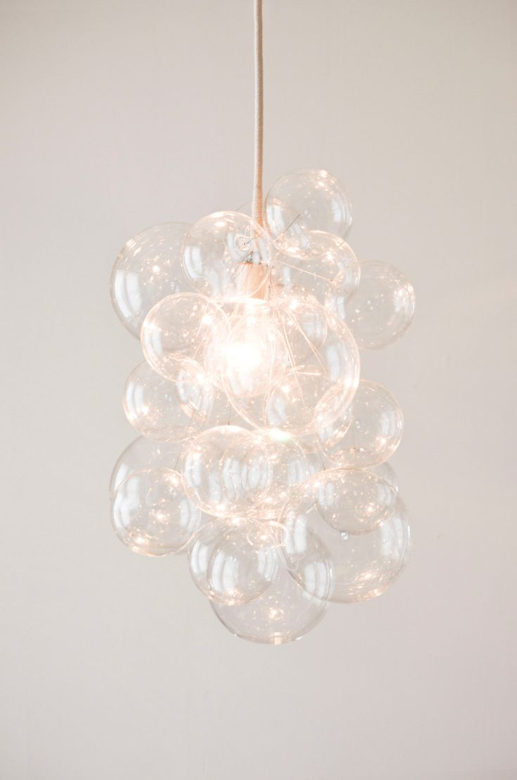 Instructions to make a Bubble Chandelier