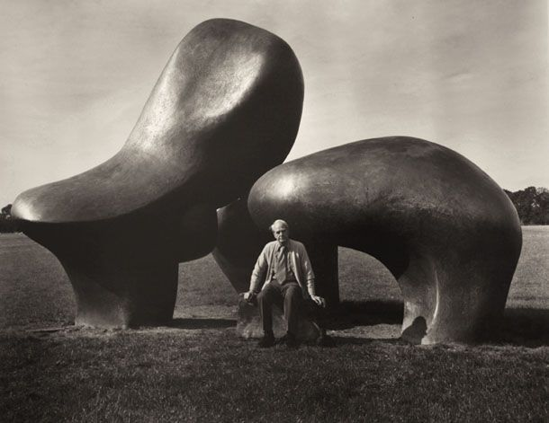Картинки по запросу генри мур скульптуры