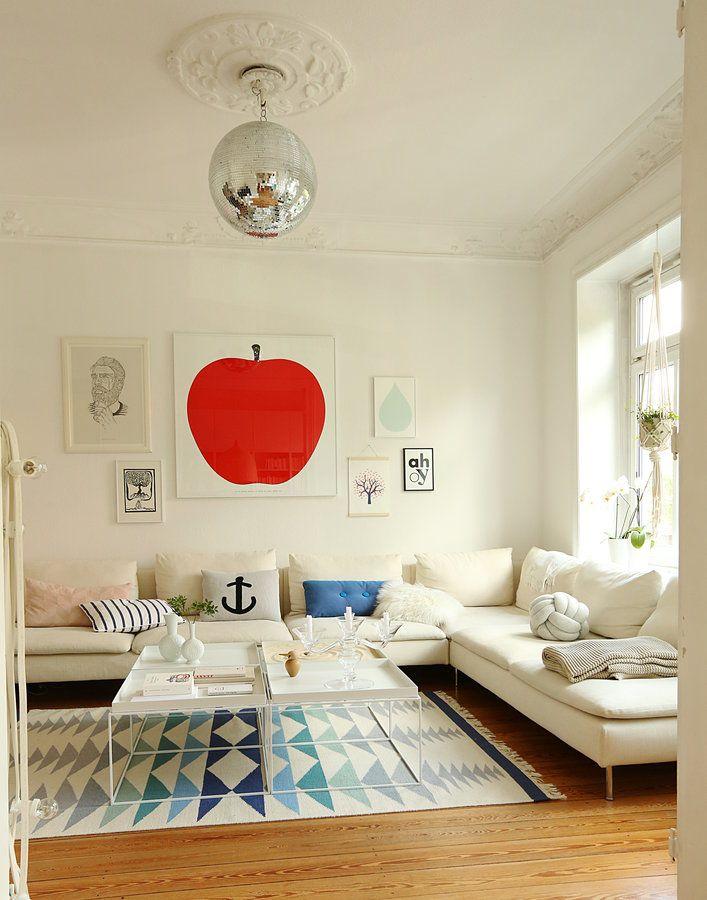 Die besten 25 Nordisch wohnen Ideen auf Pinterest  Wohnzimmer grau Wandfarbe grau und Wandfarben