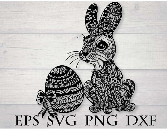 Check out this item in my Etsy shop https://www.etsy.com/listing/586275802/zentangle-bunny-svg-zentangle-animal-svg