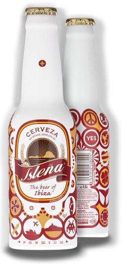 Islena beer of IBIZA 330 ml / 4.8 % Spanien