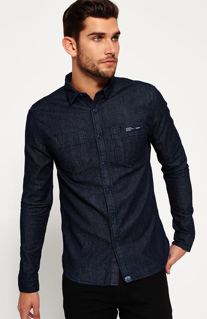 Mens Shirts - Shop Shirts for Men Online   Superdry