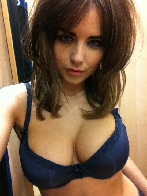 Danielle sharpe british big tits model 3