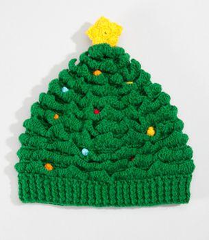 christmas tree hat inspiration