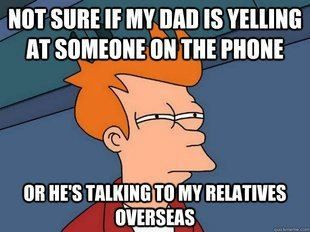Lol my dad doesn't do this but I knw ppl who do.