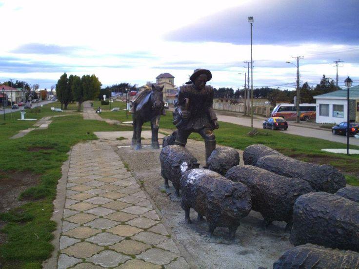 El ovejero, Punta Arenas
