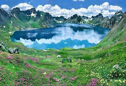 Heavenly Lake, China (天池): Lakes China, China 天池, Entic Destinations, Heavens Lakes, Beauty, Northern China, Echinac Com, China Expat, Heavens Pools