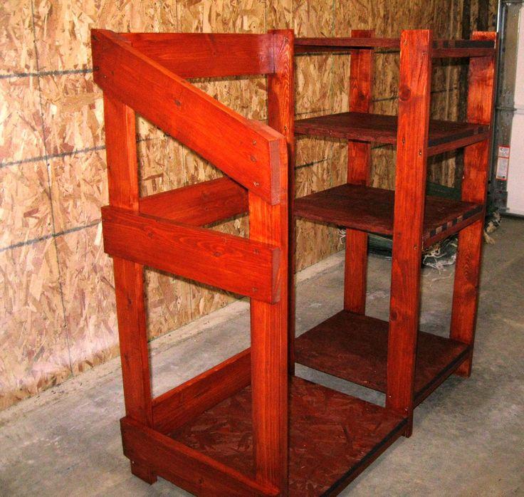 Diy Wooden Storage Bench