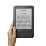 """Kindle Keyboard 3G, Free 3G + Wi-Fi, 6"""" E Ink Display (Electronics)By Amazon Digital Services Inc."""