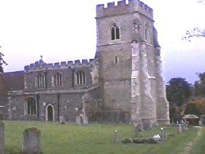 Bent Links: The Prudden Family -  St Mary's church  Kings Walden, Hertfordshire, England