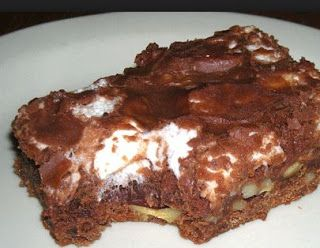 Recipes & Easy Cooking: Mississippi Mud Cake