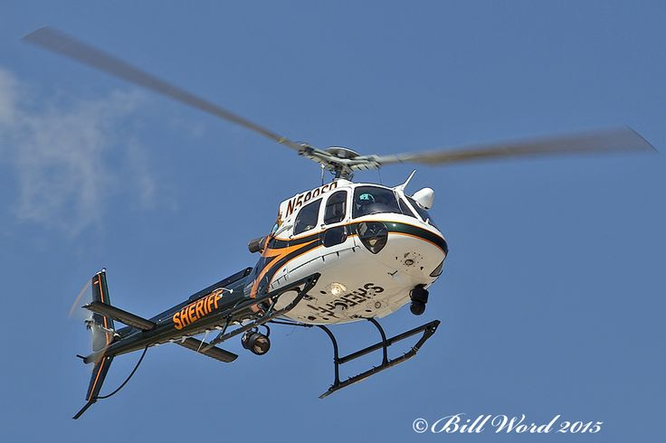 American Eurocopter A350B3 AStar cn7258 N599SD Pima County Sheriff Department c