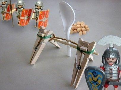 Catapulte - Do-It-yourSciences   Propul' Sciences   Scoop.it