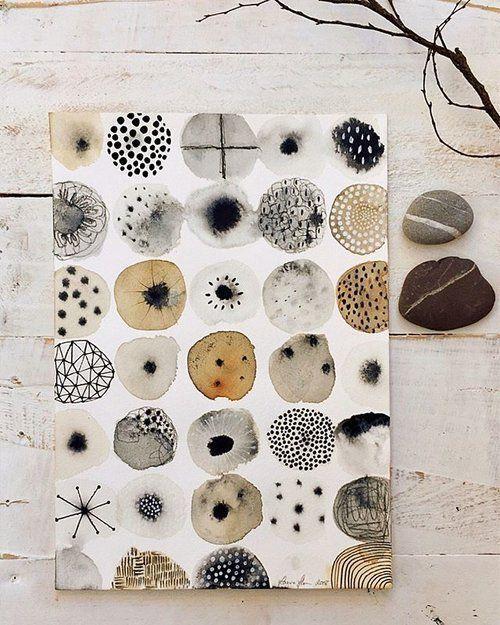 Neue Aquarellzusammenfassungen – Carina Olsen – …