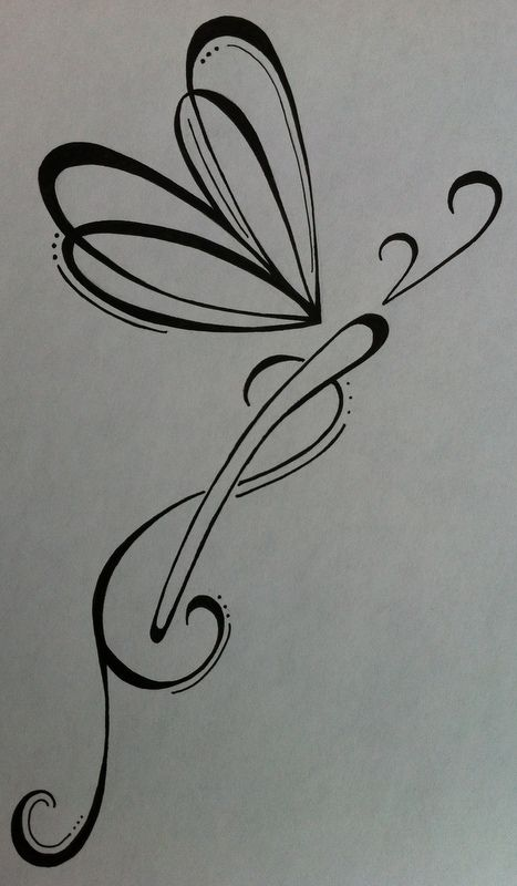 dragonfly art nouveau