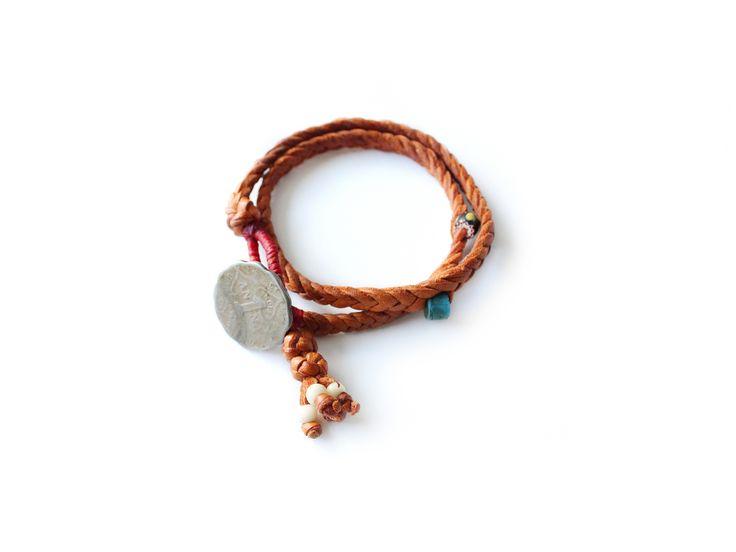 'Coin Bracelet'