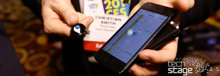 CES 2014: Schlüsselfinder TrackR mit Bluetooth LE | TechStage