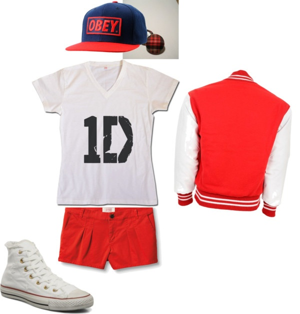"""One Direction Outfit"" by natbug1122 on Polyvore"