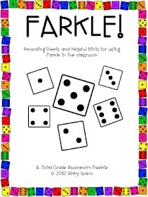 Farkle Math Freebie top-teacher-tips-freebies