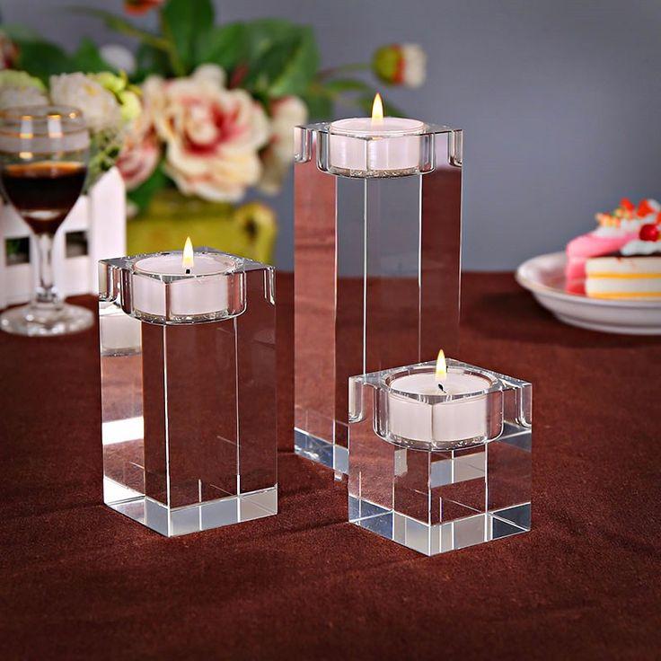 Quartz Crystal Glas Cube Theelichtje Kaars Standhouder Helder Zeldzame Kristallen Bol Houders Voor Bruiloft kandelaar centerpieces in Naam van het product: kristal lotusbloem kandelaarMateriaal van het product: k9 kristalProdu grootte: als beeldNoot: wan van kandelaars op AliExpress.com | Alibaba Groep