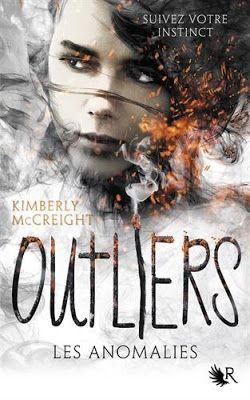 Les Reines de la Nuit: Outliers T1, Les Anomalies de Kimberly McCreight