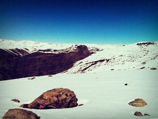 Valle nevado / Chile