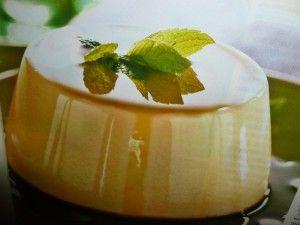 budino con latte di soia - senza lattosio