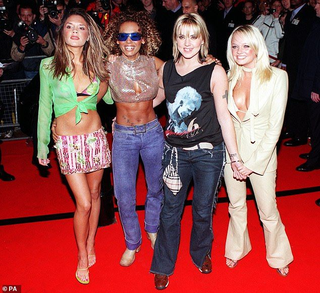 Spice Girls Break Into A Heated Argument About Victoria Beckham On