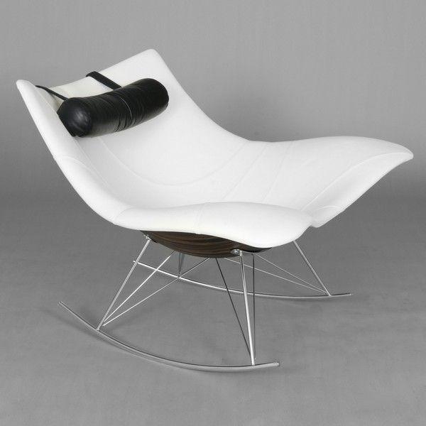 Contemporary Version of a Rocking Chair: Stingray by Thomas Pederson - http://freshome.com/2011/09/26/contemporary-version-of-a-rocking-chair-stingray-by-thomas-pederson/
