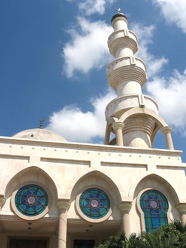 Omar Ibn Al-Khattab, Maicao - Kolombiya   Küba'dan Brezilya'ya Latin Amerika'daki 13 cami ve mescit