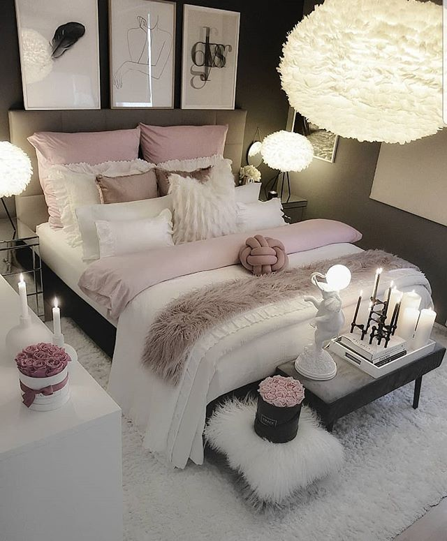Gemütliches Schlafzimmer? Royfort Bettwäsche! #bettwäsche #schlaf #schlafzimm… #!!! Die schönsten Schlafzimmer !!!
