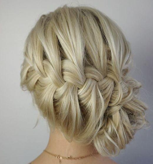 Fabulous 1000 Images About Wedding Hairstyles On Pinterest Short Hairstyles Gunalazisus