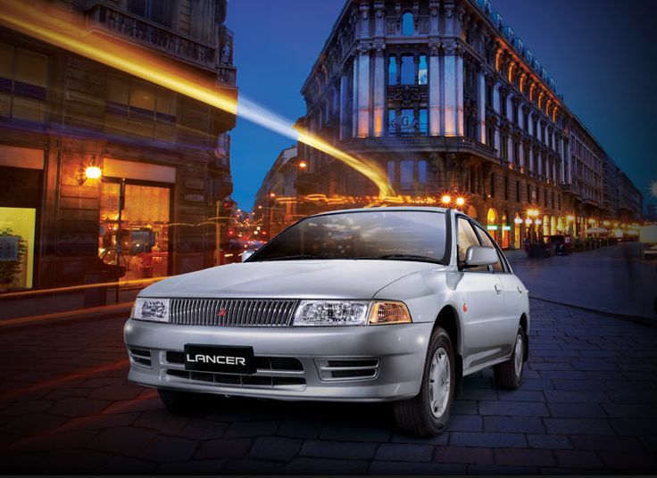 Mitsubishi Lancer - My Favorite Sedan ...