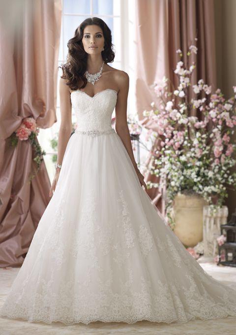 David Tutera Bridal Gown 114289 Vera so gorgeous!
