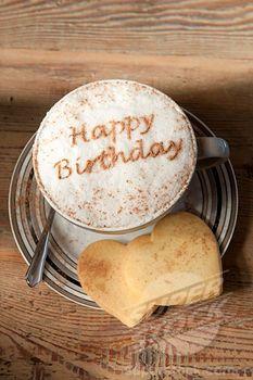 Happy Birthday Pamila!! Enjoy Your Special Day! ~ Rick and Tari  #Coffee #Birthday