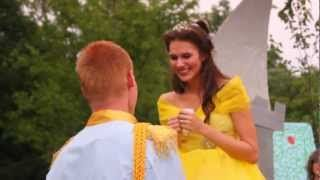 A Fairytale Proposal... That is how you ask someone to marry them