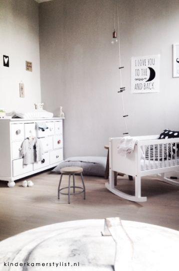 Gedeelde kinderkamer | Kinderkamer en Babykamer. A #CanDoBaby! fave.