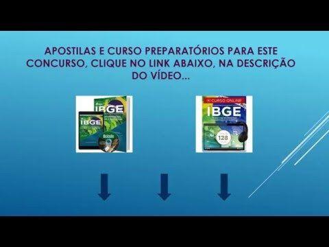Saiu Edital do Concurso Público do IBGE - 2016 - http://webjornal.com/6103/saiu-edital-do-concurso-publico-do-ibge-2016/