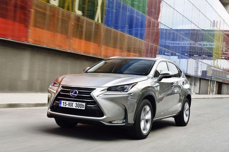 Lexus-SUV: Zurück aus der Zukunft - Den NX 300h prägt ein teils futuristisches, kantiges Design. Der Hybrid-SUV soll die Japaner runter vom Nischen-Parkplatz holen. Ab 39.990 Euro. Zum Auto-Test: http://www.nachrichten.at/anzeigen/motormarkt/auto_tests/Lexus-SUV-Zurueck-aus-der-Zukunft;art113,1523849 (Bild: Lexus)