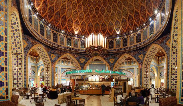Ibn Battuta Mall, Dubai.