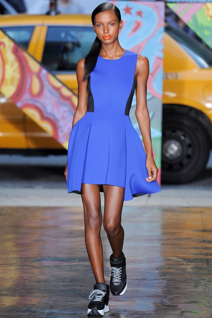 DKNY Spring 2014 RTW - Runway Photos - Fashion Week - Runway, Fashion Shows and Collections - Vogue
