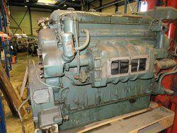 DETROIT DIESEL 6-71N Diesel Engine - POOL TRADING